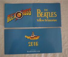 SDCC Comic Con 2015 EXCLUSIVE The Beatles Yellow Submarine 2016 MINI POSTER
