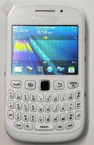 BlackBerry Curve 9320 White Smartphone Open Box for Virgin Mobile Canada