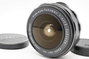 [EXC+5 w/ Caps] Asahi PENTAX Fish-Eye-Takumar 17mm f/4 M42 Lens From Japan