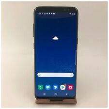 Samsung Galaxy S8 SM-N950U - 64GB - Black (Unlocked) Excellent