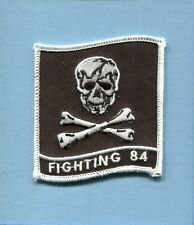 VF-84 JOLLY ROGERS US NAVY GRUMMAN F-14 TOMCAT Fighter Squadron Jacket Patch