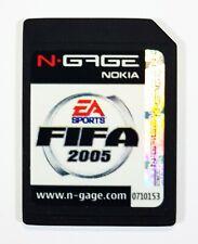 Nokia N-Gage Juego Fifa 2005 EA Sports