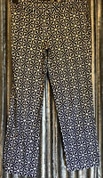 laundry by shelli segal Trousers Size 10 Blue