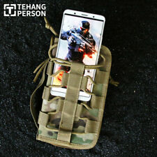 Tactical Wallet Men Outdoor Travel Camping Card Key Phone Holder Pouch Handbag