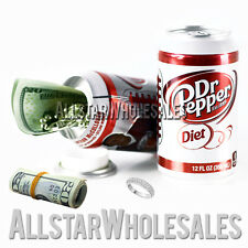 Diet Dark Soda Security Diversion Storage Safe Compartment Hide Secure Valuables