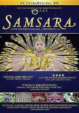 Samsara (DVD, 2013) REGION 1