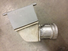 JCS1034H Russell Stoll Receptacle with Angle Adapter and Back Box