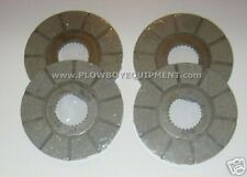 1021314M91 1753117M91 Brake Discs for Massey Ferguson 135 150 165 175 180 50 85