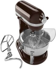 KitchenAid RKP26M1Xes Pro 600 Stand Mixer 6 qt Espresso Big Large Capacity