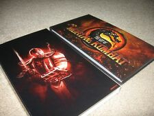 """Art of Mortal Kombat"" Collector Edition BOOK + slip cover (Xbox 360/One/X/PS3)"