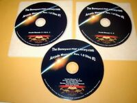 Arcade Manuals On DVD (3 Disc Set)