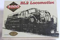 Proto 2000 Series BL2 HO scale Locomotive Monon