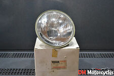 YAMAHA GENUINE NOS DT80 RD50 HEADLIGHT LENS PN 478-84120-45
