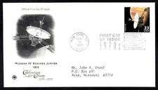 CTC PIONEER 10 SPACECRAFT REACHES JUPITER Stamp First Day Cover FDC (9530)