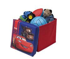 Disney Cars Sitzhocker Truhe Spielzeugkiste Spielzeugtruhe Spielzeug Box