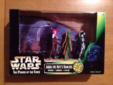 Star Wars POTF Jabba The Hutt's Dancers, Kenner Hasbro MISB