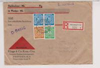 All.Bes./Gemeinsch.Ausg. Mi.936 u.a., R-NN-Dresden - Bernsdorf, P 2+32,00 - 24.5