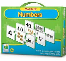 Number Match It puzzle.