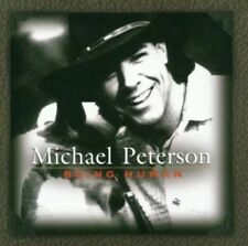 Michael Peterson - Being Human   (CD  1999)