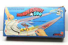 1974 Mattel Hot Wheels Thundershift 500 Pace Track Set with Really Nice Cars