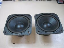 COPPIA WOOFER PIONEER RICAMBIO 16-761A
