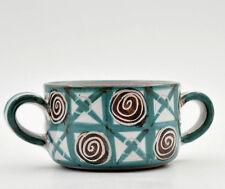 Picault Vallauris Keramik Küchenmaschine Tasse French Keramik