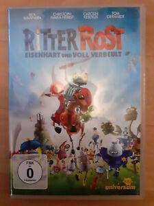 """DVD """"Ritter Rost - Eisenhart und voll verbeult"""""""
