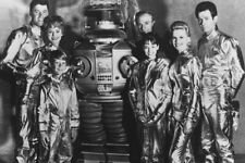 Lost In Space Stunning 24x36 B&W Poster Print