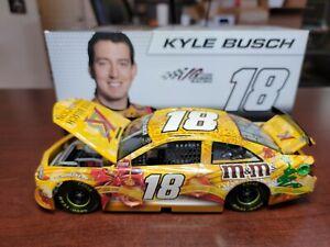 2013 Kyle Busch #18 Kyle Busch Foundation Holiday 1:24 Action NASCAR Die-Cast