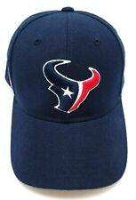 HOUSTON TEXANS blue hat adjustable Reebok cap *NEW*