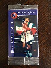 Oscar De La Hoya Telecard / Phone Card