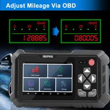 Automotive Odometer Adjustment Mileage Correction OBD2 Scanner Diagnostic Tools
