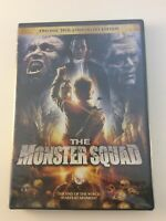 The Monster Squad (DVD, 2007, 2-Disc Set, 20th Anniversary Edition) NEW SEALED