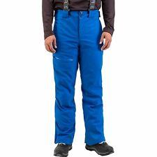 Spyder Men's Small Dare GTX Snow Pants Blue Waterproof Ski Snow Board Gore-Tex
