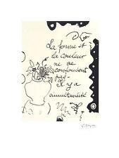 La Forme, 1917 by Georges Braque Art Print 1993 Cubism Poster