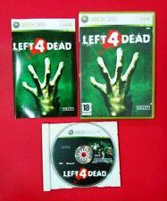 Left 4 Dead - XBOX 360 - USADO - MUY BUEN ESTADO