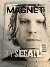 MAGNET Magazine #139 Real Music Alternatives TY SEGALL New Pornographers CHAVEZ