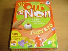 """NI OUI NI NON """"STAR & CO"""" Ambiance Humour et Expressions orales ! Complet TBétat"""