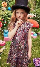 MINI BODEN ROALD DAHL girls 5-6y LIMITED EDITION HOLIDAY SEQUIN DRESS