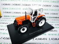 TR71W Tracteur 1/43 universal Hobbies n° 102 : SOMECA 1300 DT super 1978