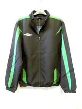 Umbro Woven Tracksuit Jacket Top Size UK Small