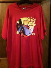 "Vintage Superman ""cadenas"" Alex Ross, Camiseta Talla XL, Ex Tienda Stock"