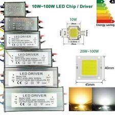 Led chip driver light SMD waterproof IP65 transformer adapter 10W 20W 50W 100W