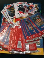 Lote cromos Lego cartas Toysrus colección 50 cards diferentes 2017 Album + carta
