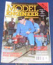 MODEL ENGINEER  10TH - 23RD SEPTEMBER 1999  VOLUME 183 NUMBER 4102