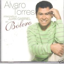 Alvaro Torres Interpreta a JuanGabriel  NEW SEALED (PROMOTION CD)