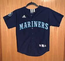 Adidas Seattle Mariners Jersey Youth S Pre Owned