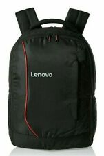 "BNIP Lenovo 15.6"" Laptop Backpack B3055 Black Adjustable Straps GX40H34821"