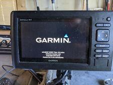 Garmin Echomap 73dv - Panoptix compatible - Transducer Included