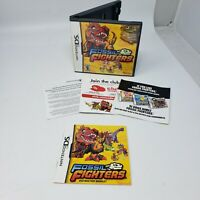 Fossil Fighters (Nintendo Ds) Replacement Case No Game Case, manual and Inserts